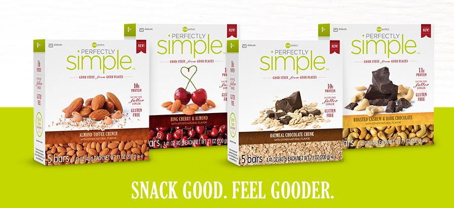 Perfectly Simple Protein Bars by ZonePerfect