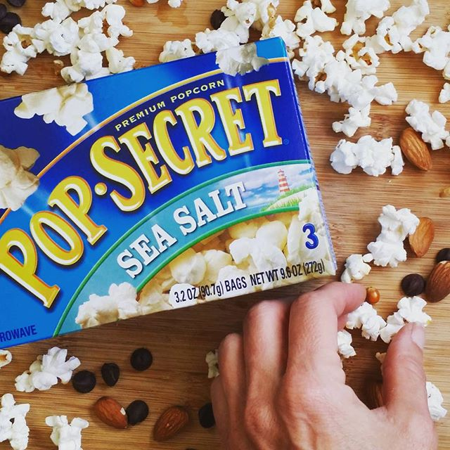 Add your favorite ingredients to customize Pop Secret Popcorn flavors.