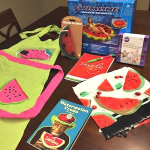 Giveaway = Watermelon Prize Pack