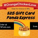 Orange Chicken Love + $25 Giveaway to Panda Express
