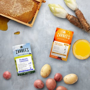 Zarbee's Naturals vitamin mix is made with safe, natural and wholesome ingredients.