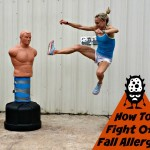 How To Fight Off Fall Allergies with Yoga & More