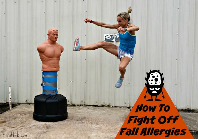 How to Fight off Fall Season Allergies