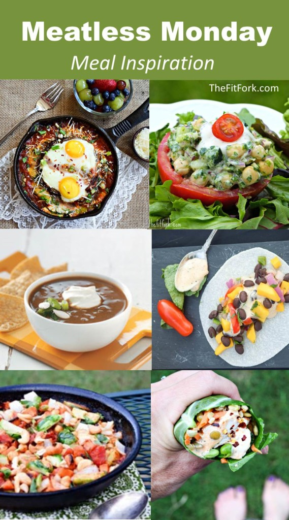 meatless monday meal inspiration
