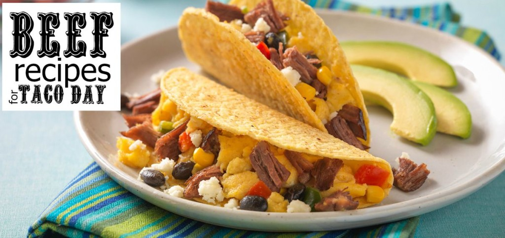 Beef Recipes for Taco Day
