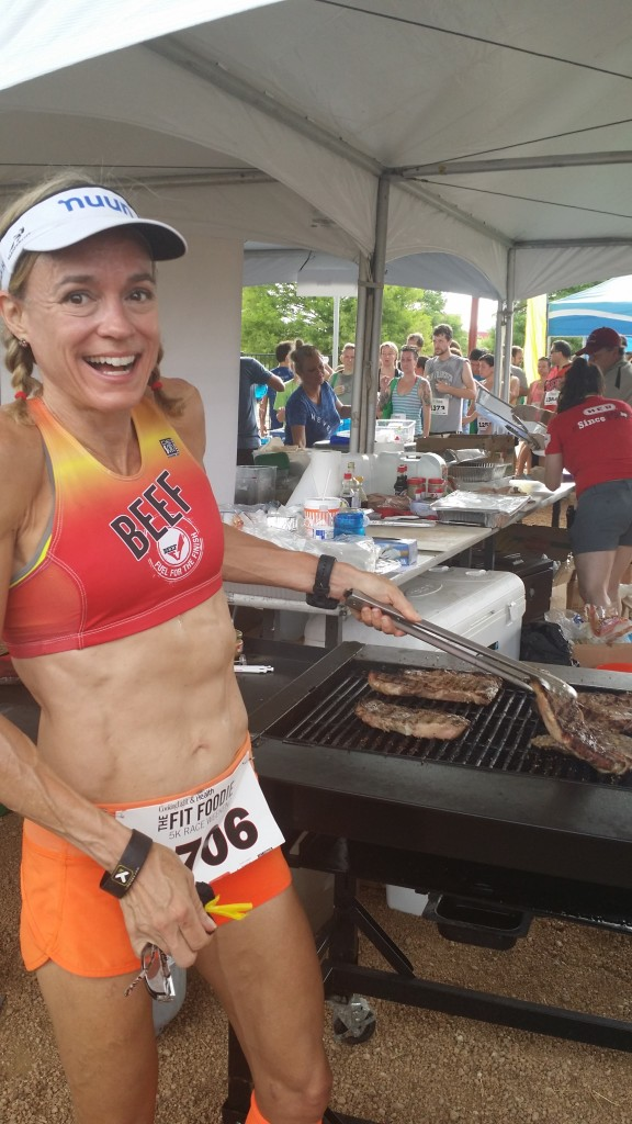 jennifer fisher fit foodie run beef