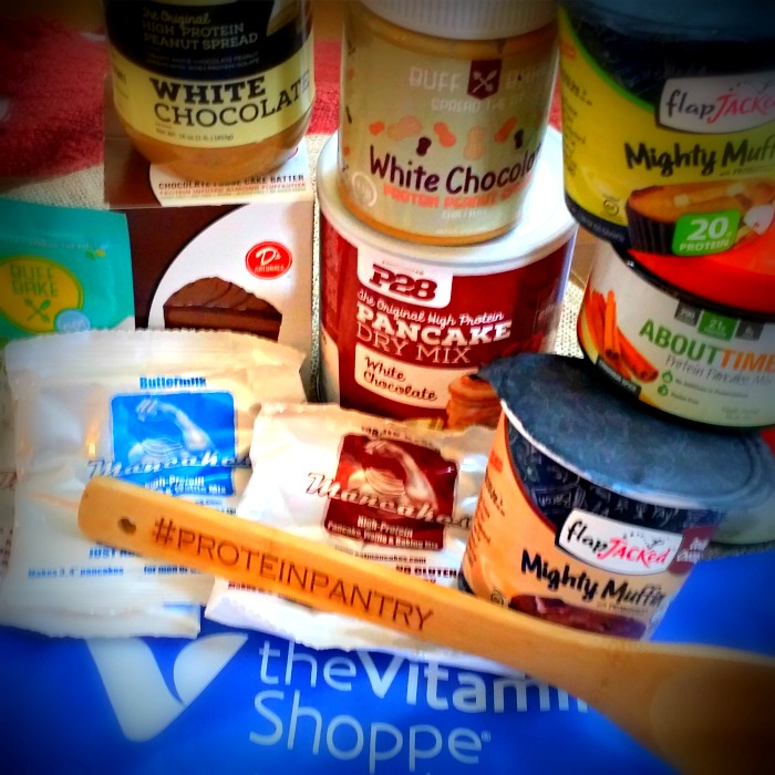 Vitamin Shoppe Protein Pantry