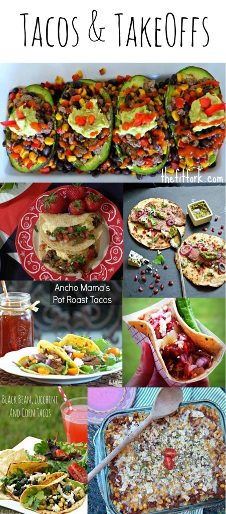 Tacos and Takeoff recipes