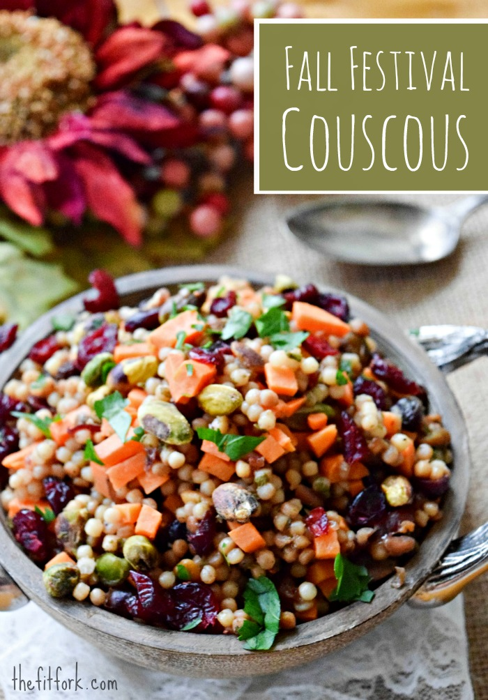 Fall Festival Couscous