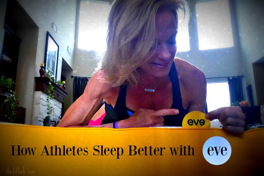How Athletes Sleep Better with eve