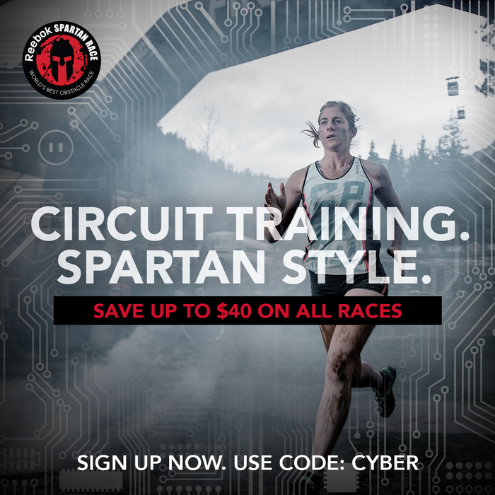Spartan Holiday Sale