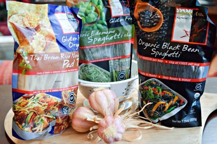 Explore Asian Organic, Gluten Free Pastas