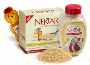 Nektar Honey Crystals products