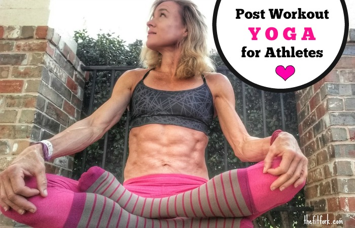 Post Workout Yoga For Athletes