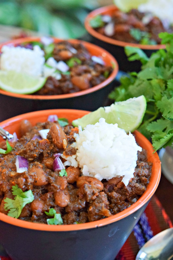 Best Ever Secret Beef Chili