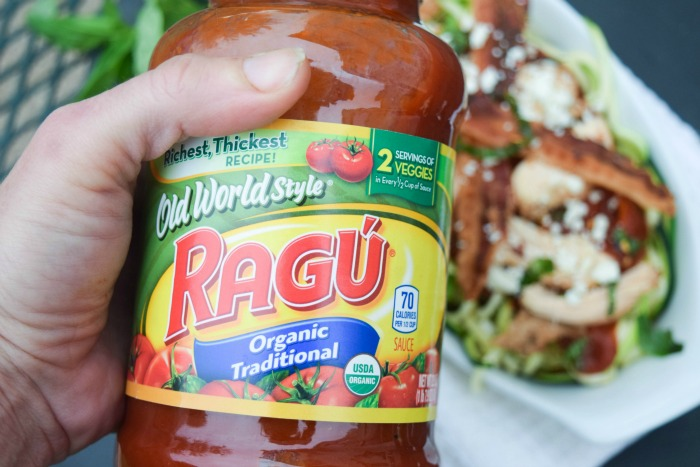 Ragu pasta sauces are simmered in tradition and the perfect meal solution for my busy nights.