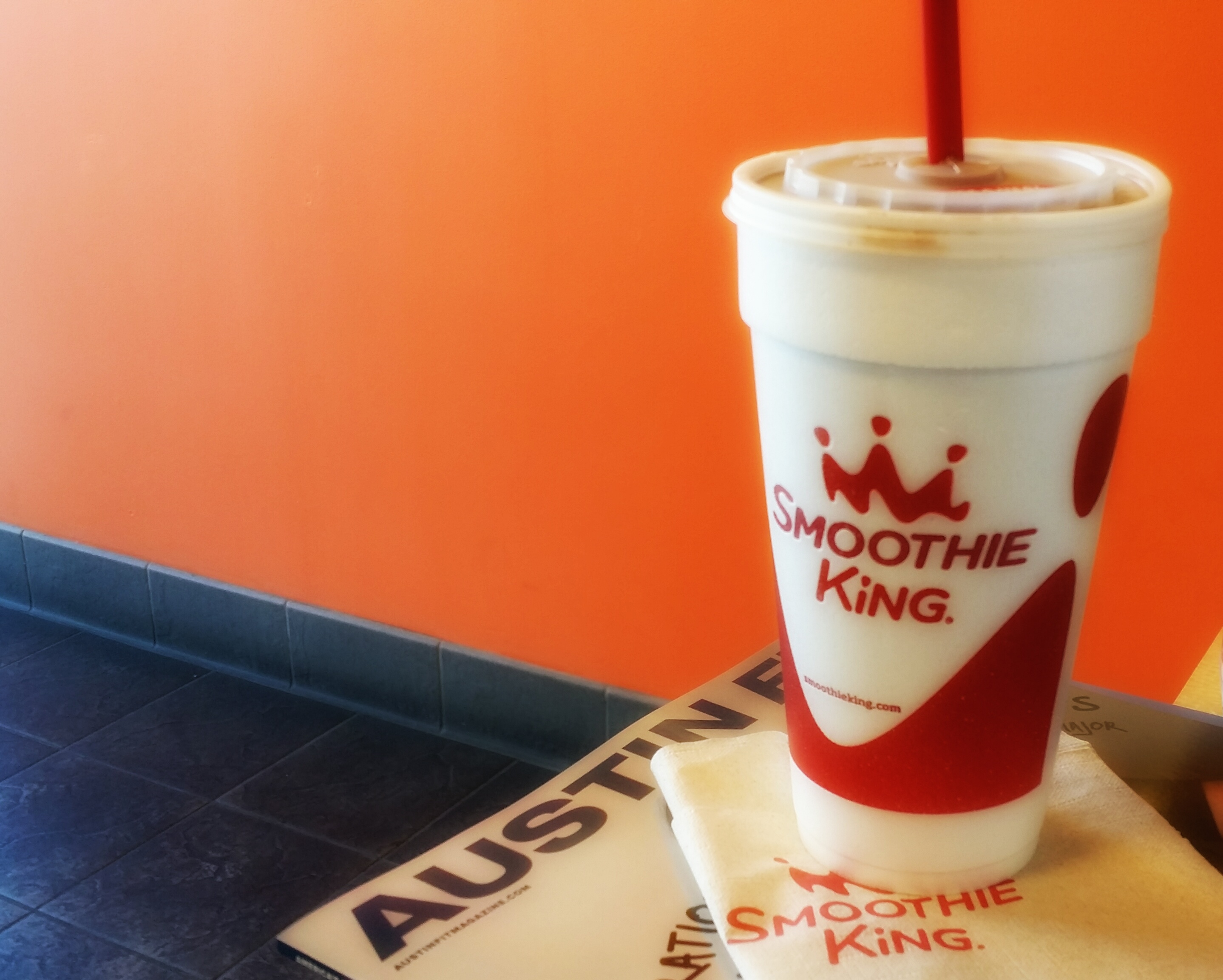 Smoothie King Lean 1 Chocolate