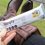 Snack Smart in New Year – #SimplyProtein Bars & Chips Giveaway