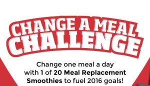 Change a Meal Challenge Smoothie King #ChangeAMeal