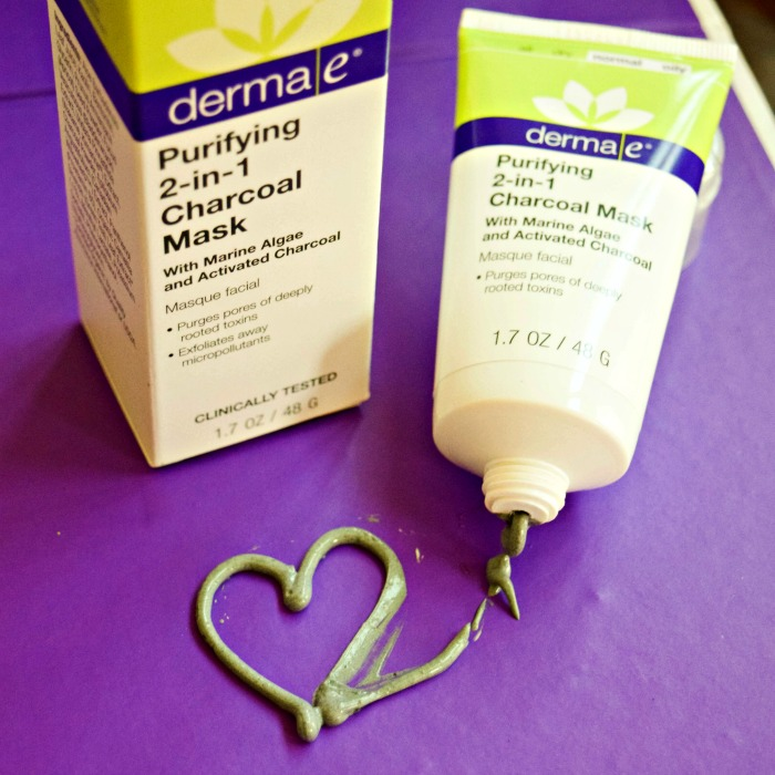 dermae skin care purifying mask