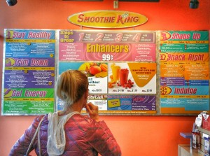 Smoothie King #ChangeAMeal