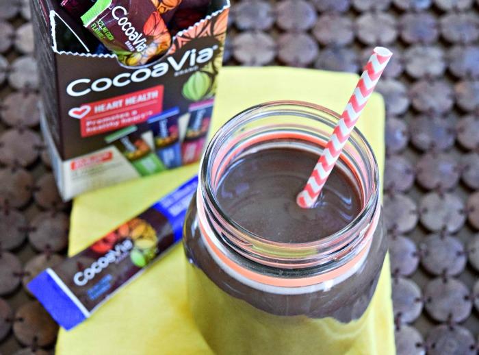 CocoaVia Espresso PreWorkout Drink