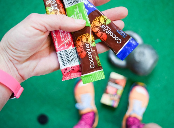 It's easy to take CocoaVia Favinol Extract Supplement anywhere.
