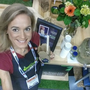 Jennifer Fisher of The Fit Fork with Litehouse Foods