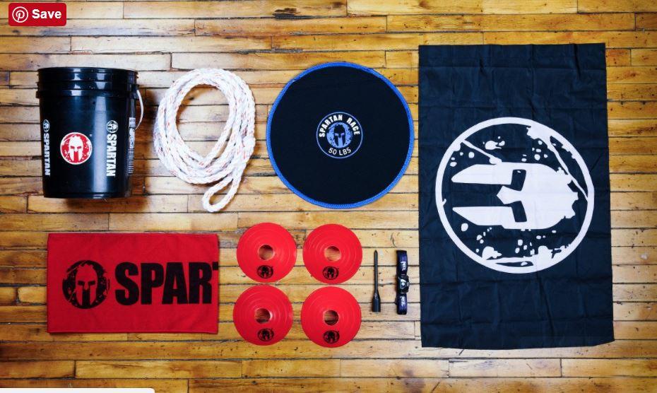 Spartan Bucket Kit