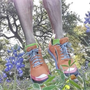 Altra Superior 2.0 - Great shoe for trail running.
