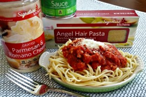 randalls signature spaghette