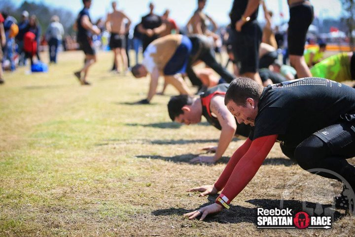 Spartan Burpee How To Penalty Race Registration Giveaway