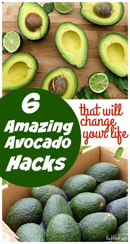 Six Amazing Avocado Hacks That Will Change Your Life.