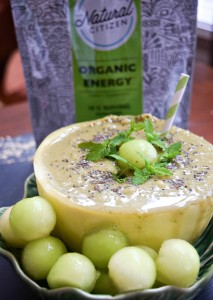 Honeydew Natural Energy Smoothie - Natural Citizen