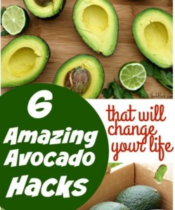 avocado hacks IG social media