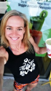 Veggie Blend Smoothies at Smoothie King - thefitfork.com