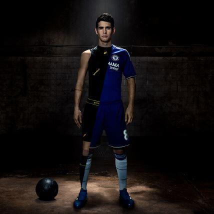 Oscar Chelsea Soccer Player