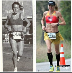 running jennifer 20 years between