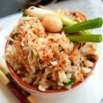 Coconut Macadamia Nut Fried Rice