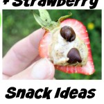 6 Easy Strawberry + Protein Snack Recipes