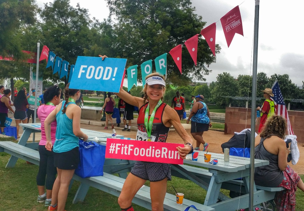 The Fit Foodie 5k Austin Tx