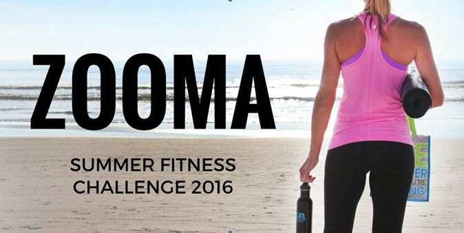 Zooma Summer Challenge 2016