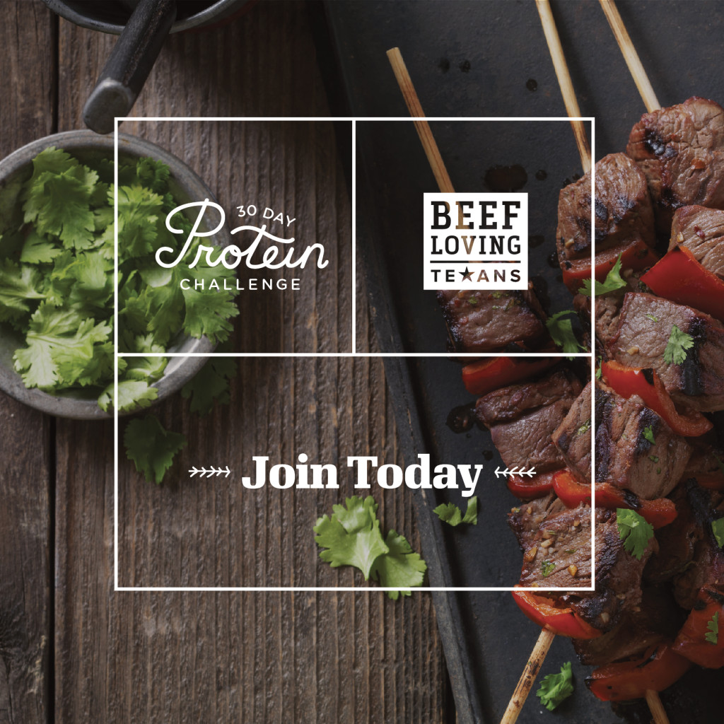 Join the 30 day Protein Challenge
