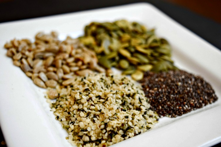 Seeds may be tiny, but they pack a super-sized nutritional punch!