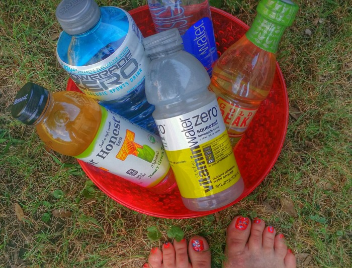 cvs hydration bucket of drinks