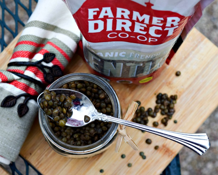 Farmer Direct Co-op Lentils