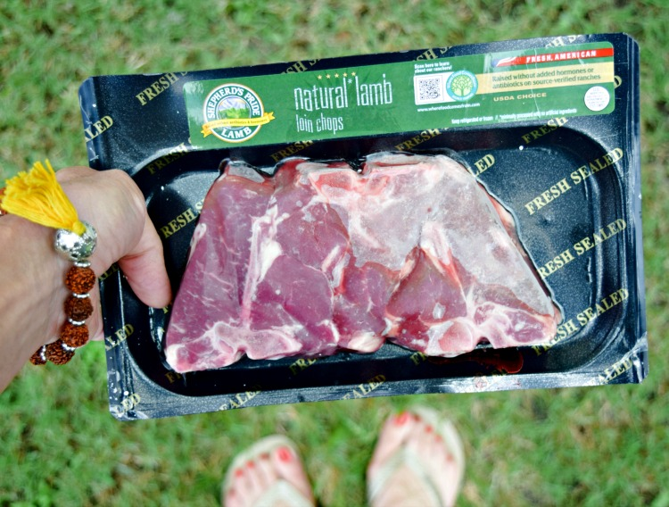 Mountain States Lamb Loin Chops - a lean, grass-fed protein choice