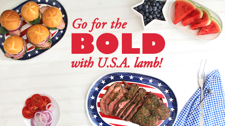 Go For the Bold US Lamb Giveaway