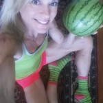 Happy, Healthy Watermelon Day Workout, Recipes & Giveaway