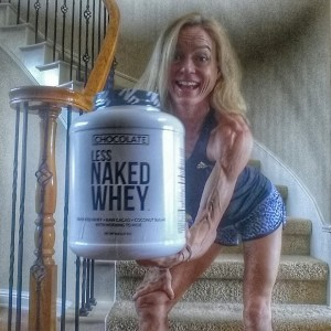 jennifer naked whey